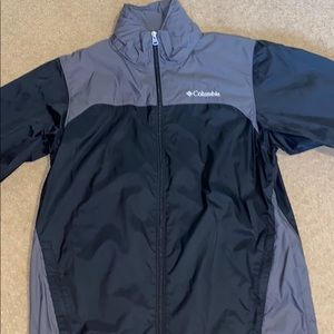 Columbia Rain Jacket/windbreaker